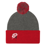 Official 2018 Pompom of Doom™ Toque
