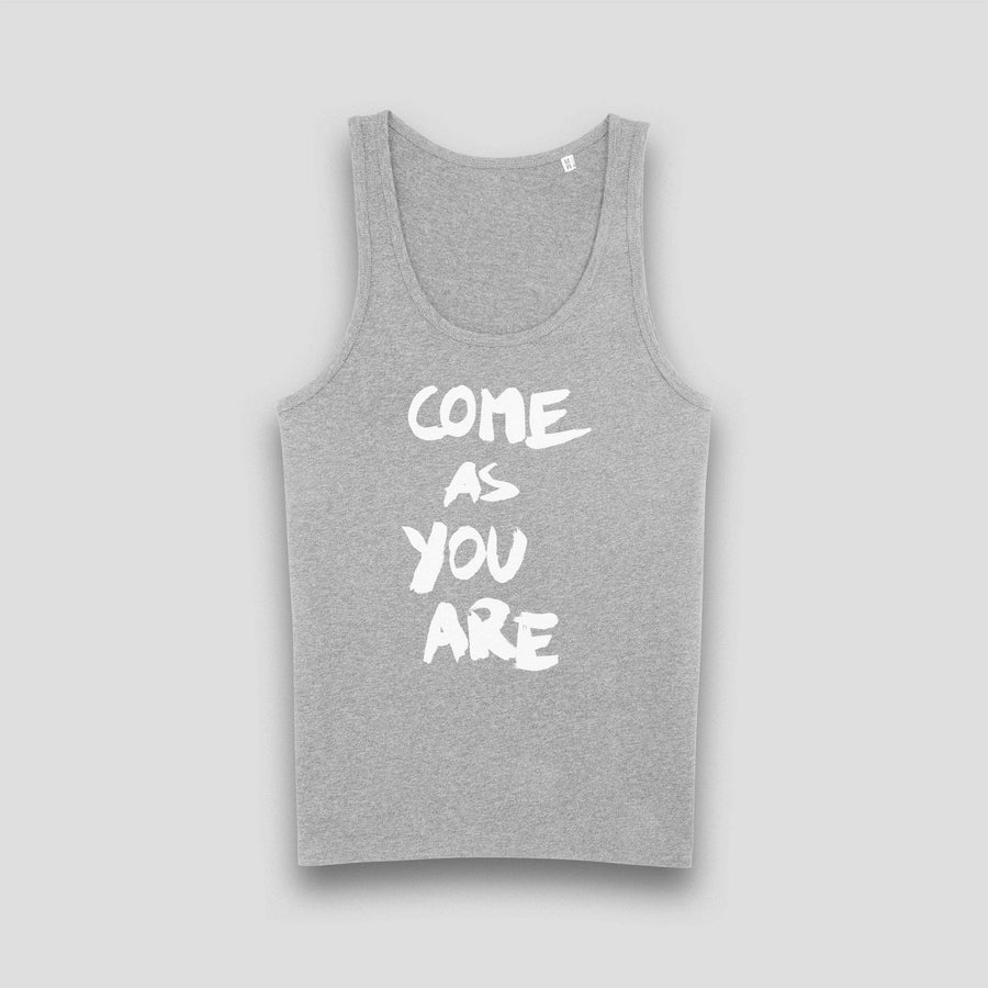 Come As You Are, Men's Tank Top