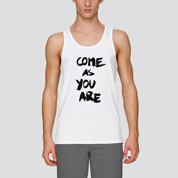 Come As You Are, Men's Tank Top - Pop Music Wisdom