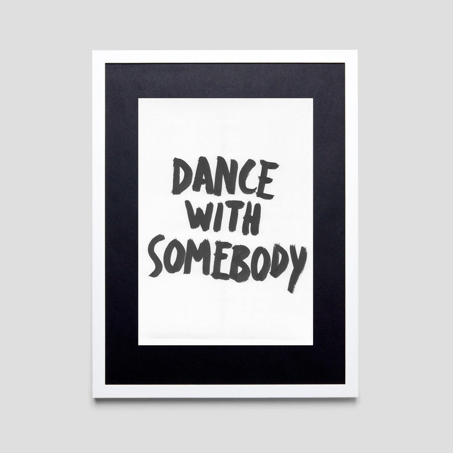 Dance With Somebody, Original
