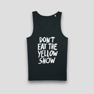 Don't Eat The Yellow Snow, Men's Tank Top