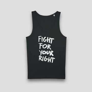 Fight For Your Right, Men's Tank Top - Pop Music Wisdom