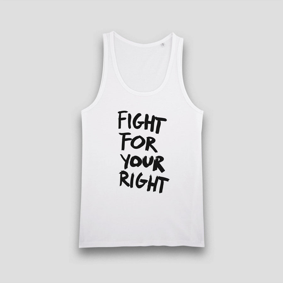 Fight For Your Right, Men's Tank Top