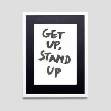 Get Up Stand Up, Original - Pop Music Wisdom