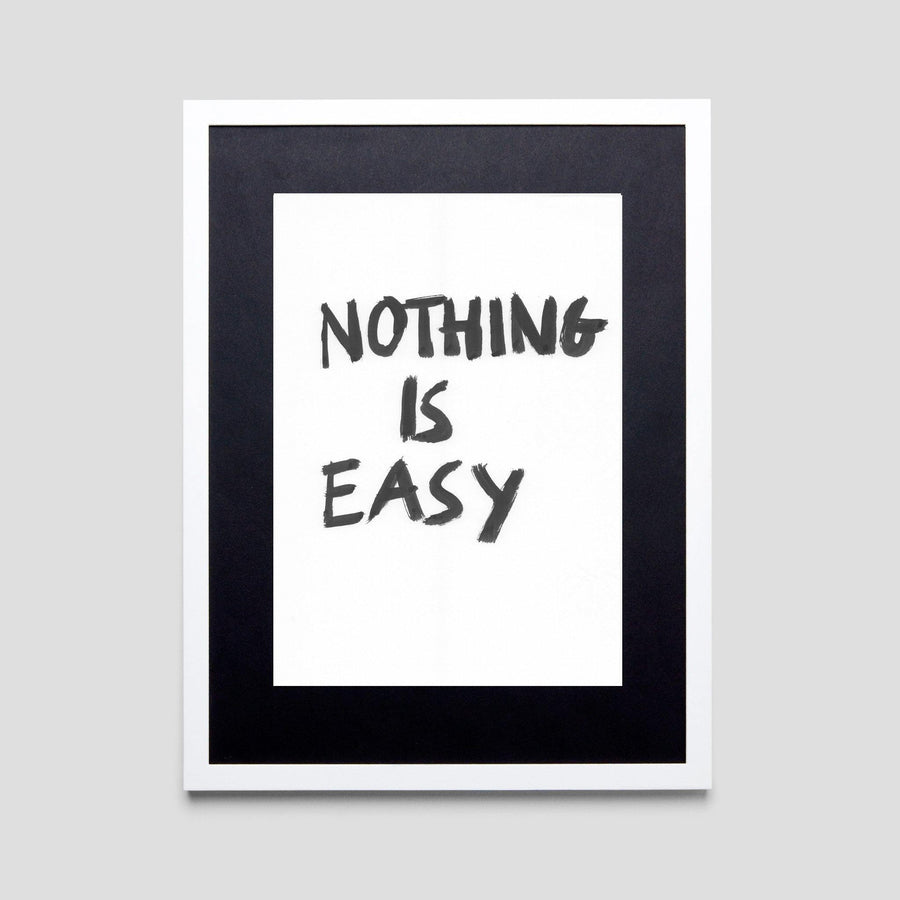 Nothing Is Easy, Original - Pop Music Wisdom