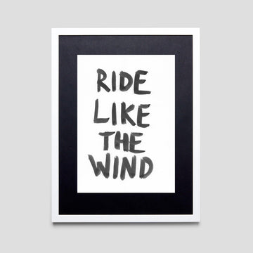 Ride Like The Wind, Original - Pop Music Wisdom