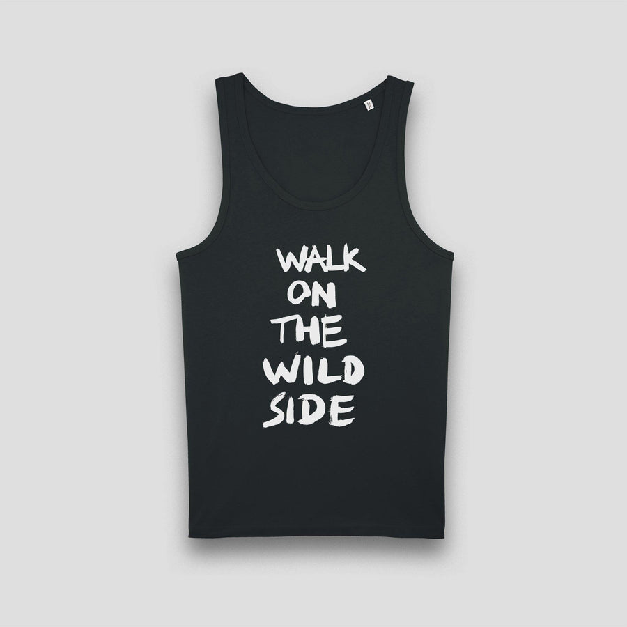 Walk On The Wild Side, Men's Tank Top