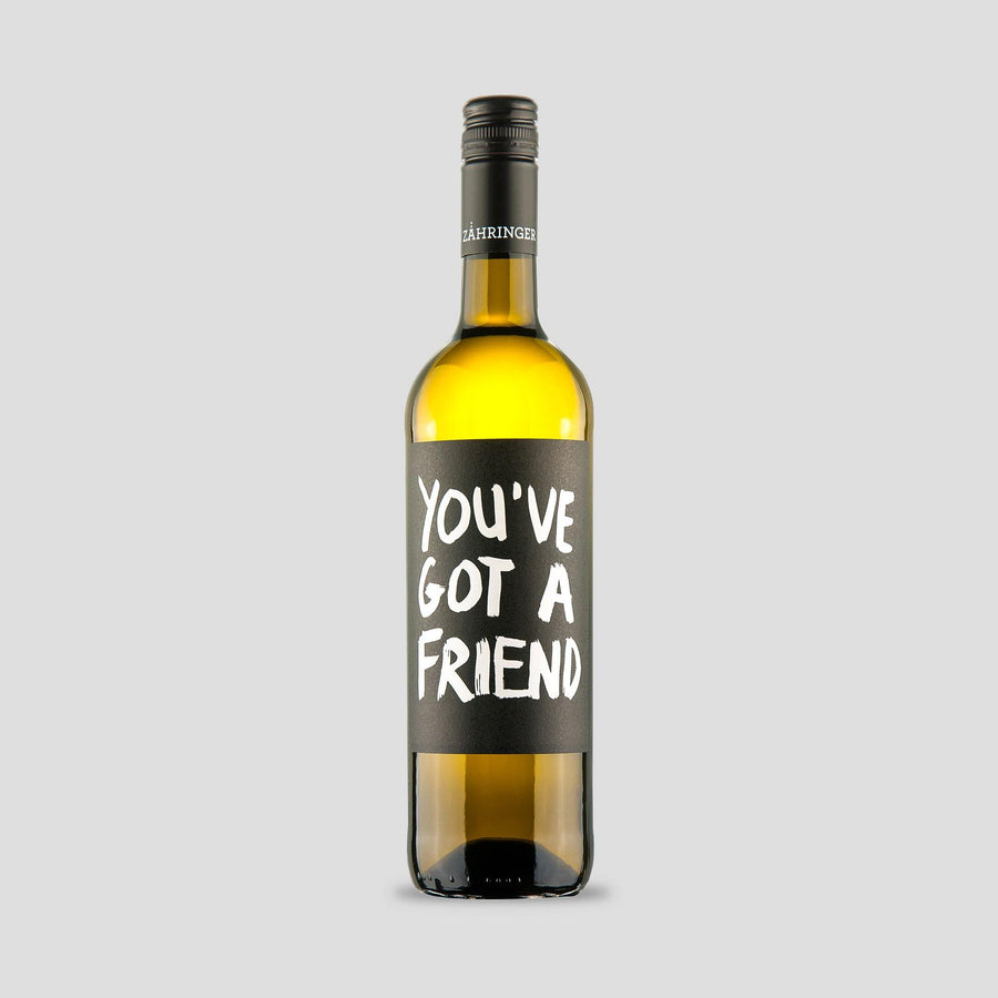 You've Got A Friend, White Wine (6x) - Pop Music Wisdom