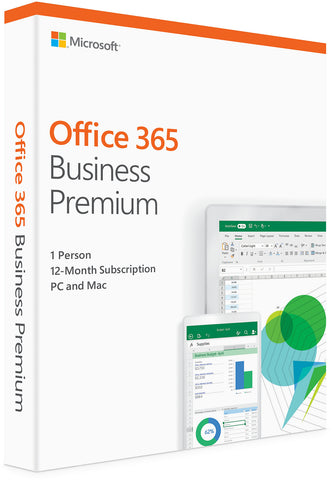 Office 365 Business Premium (12 Months)