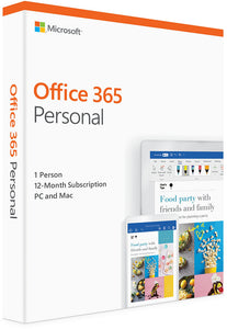 Office 365 Personal (12 Months)