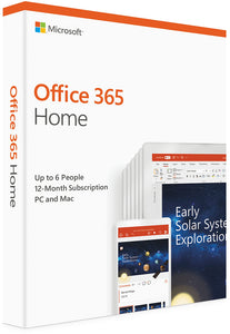 Office 365 Home (12 Months)
