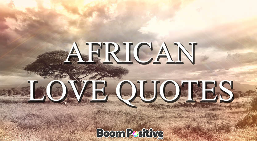 "African love quotes and proverbs ""lovely quotations"""