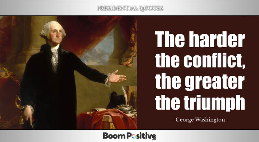 "George Washington quotes ""presidential quotations"""