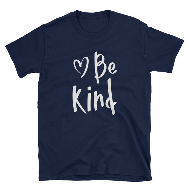 heart be kind t-shirt