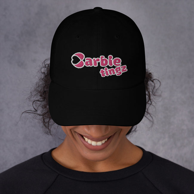 Barbie Tingz Dad Hat | Unique Design
