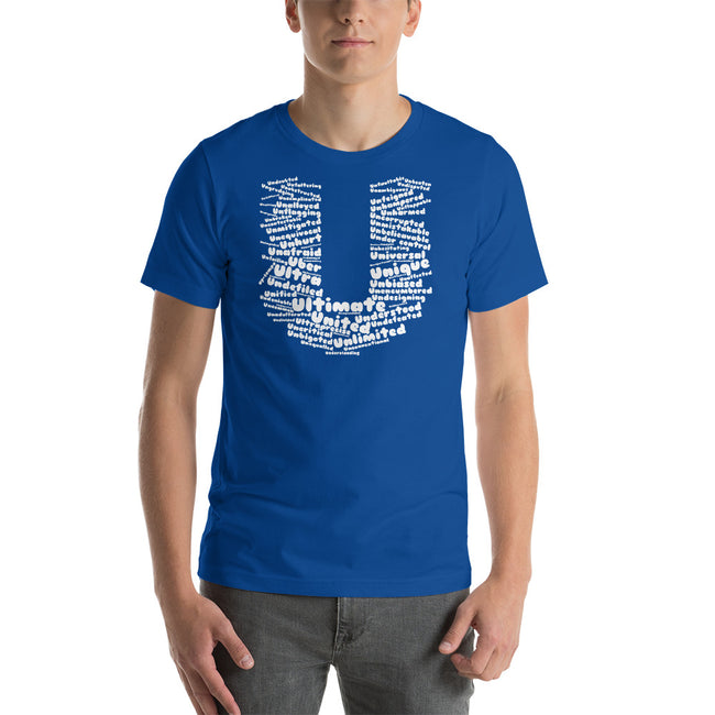 Positive U words t-shirt | unisex