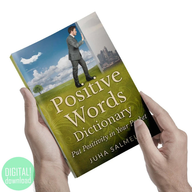 positive words dictionary ebook 4th edition