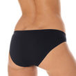 Load image into Gallery viewer, Women's COMFORT COOL Bikini Panty Black Back