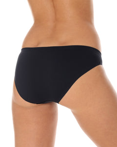 Women's COMFORT COOL Bikini Panty Black Back