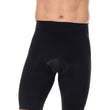 Load image into Gallery viewer, Men's Cycling Shorts Black Front
