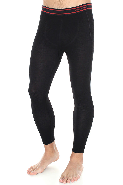 Men's Bottoms ACTIVE WOOL Long Pants