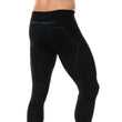 Load image into Gallery viewer, Men's Bottoms Thermo Long Pants Black Back