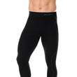 Load image into Gallery viewer, Men's Bottoms Thermo Long Pants Black Front