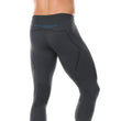 Load image into Gallery viewer, Men's Bottoms Thermo Long Pants Graphite Back