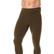 Load image into Gallery viewer, Men's Bottoms Thermo Long Pants Khaki Front