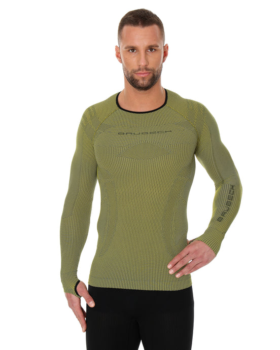 Men's Top 3D Bike PRO Long Sleeve