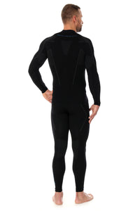 Men's Top THERMO Long Sleeve Black Back