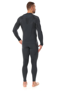 Men's Top THERMO Long Sleeve Graphite Back