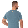 Load image into Gallery viewer, Men's Top OUTDOOR WOOL Short Sleeve
