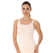 Load image into Gallery viewer, Women's COMFORT COOL Camisole Beige Front