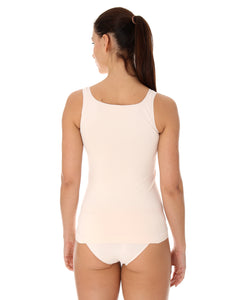 Women's COMFORT COOL Camisole Beige Back