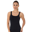Load image into Gallery viewer, Women's COMFORT COOL Camisole Black Front