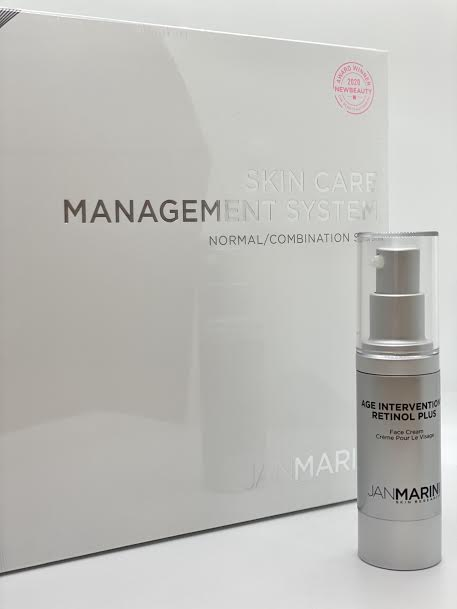Jan Marini Skincare Management System with FREE Age Intervention Retinol Plus