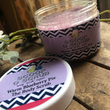 Warm Blueberry Pie Body Scrub