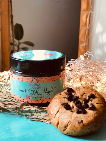 Sweet Cookie Dough - Body Scrub