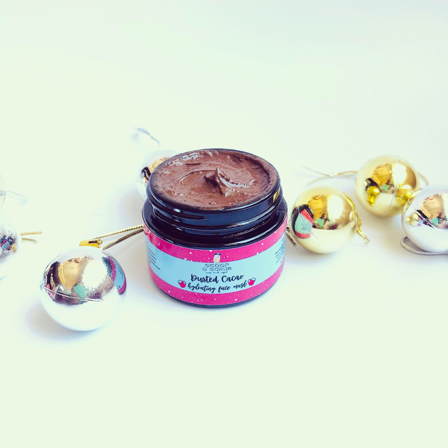 Dusted Cacao - Hydrating Face Mask