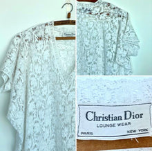 Vintage Christian Dior Loungewear Dress - LuluBoopVintage