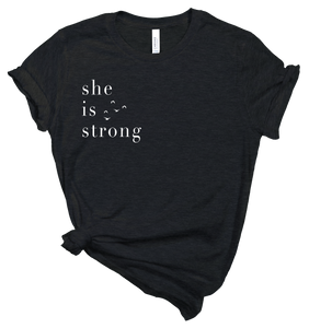 She is Strong Black