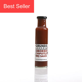 Smoked Chipotle BBQ Sauce 250ml