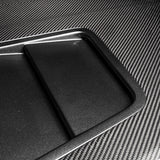 G-Wagon URBAN Carbon Bonnet Overlay