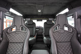 URBAN Truck Interior Leather Package