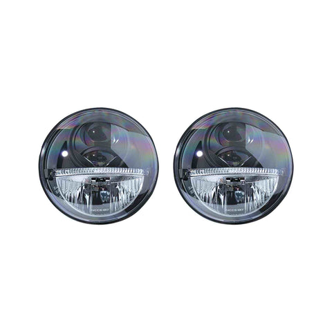 "Nolden 7"" Bi-LED Headlight Kit (Pair)"