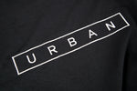 URBAN Shop T-shirt - BLACK / GREY