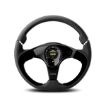 MOMO Nero Steering Wheel - 350mm