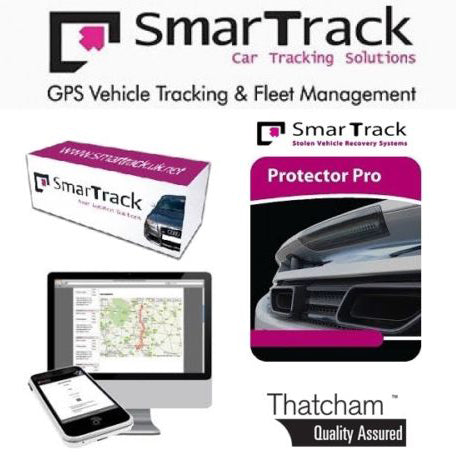 SmarTrack Vehicle Tracker System