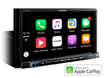 Alpine INE-W710 DAB Double Din Navigation Unit